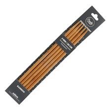 Sukkapuikot 6mm Bambu 20cm