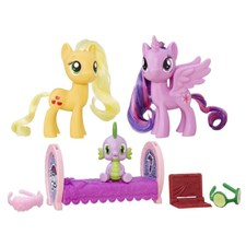 My little pony, 2-pack, Twilight Sparkle & Applejack