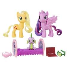 My little pony, 2-pack, Twilight Sparkle & Applejack