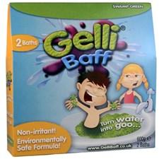 Gelli Baff, Bad i slush, 600g, Grønn