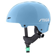 Stiga Play Helmet, Blå, Medium