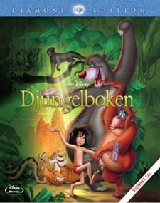 Disney Klassiker 19 - Djungelboken (Blu-ray)