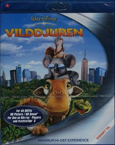 Disney Klassiker 46 - Vilddjuren / The Wild (Blu-ray)
