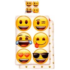 Bäddset 020, 150x210, Emoji