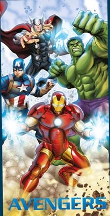 Badehåndkle, 140 x 70 cm, Avengers