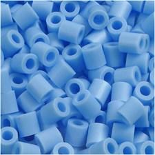 Putkihelmet, koko 5x5 mm, aukon koko 2,5 mm, 1100 kpl, sin.pastelli (23)