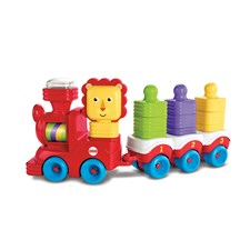 Little Stackers Lion Locomotive, Fisher-Price
