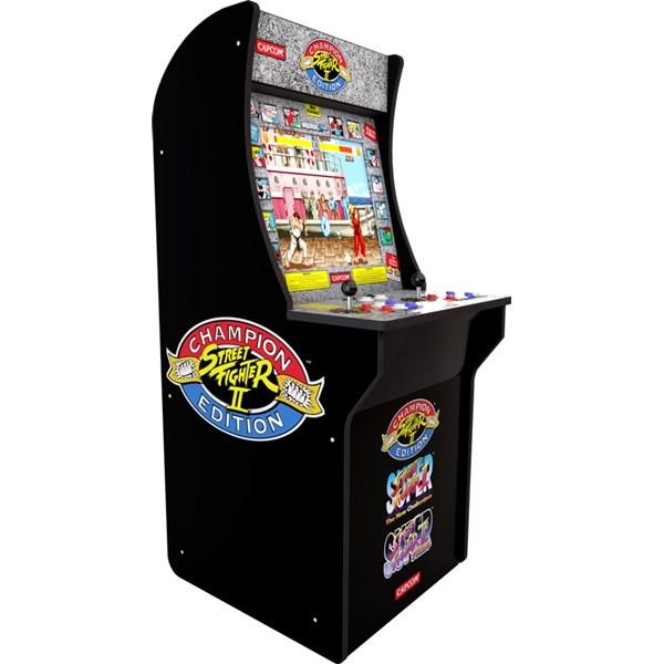 Street Fighter - Champion Edition Arcade Video Game