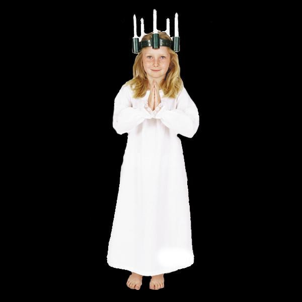 Kända Köp Luciakjole Barn, online | Adlibris Bokhandel – Størst utvalg NC-43