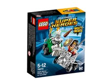 Mighty Micros: Wonder Woman™ mot Doomsda, LEGO Super Heroes (76070)
