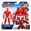 Iron Man med rustning, 15 cm, The Avengers