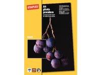 Fotopapper Premium+ A4 Matt 25 st
