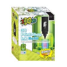 Refill Svart, 3D Print Shop, IDO3D
