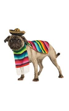 Mexikansk Hunddräkt (X-Large)