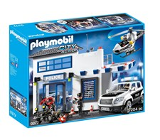Polisstation, Playmobil City Action (9372)