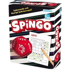 Spingo, Spel (SE)
