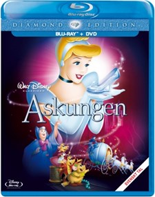 Disney Klassiker 12 - Askungen (Blu-ray)