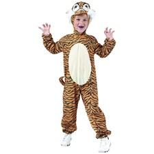 Tiger Maskeraddräkt Barn strl 110-116