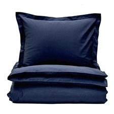 GANT Home Sateen Påslakan 100% Bomull 150x210 cm Sateen Blue