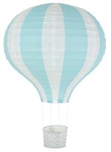 Rislampa Luftballong, Ljusblå, Jabadabado