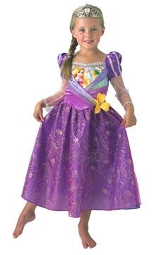 Disney Princess, Rapunzelklänning, 7-8 år