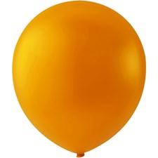Ilmapallot, halk. 23 cm, 10 kpl, oranssi