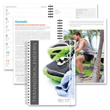 Träningskalendern A5, FSC Mix