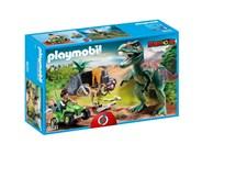Oppdagleses-quad med T-Rex, Playmobil Dinos (9231)