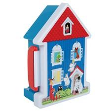 Martinex Muminhuset Lunchbox Blå