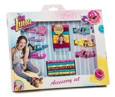 Set med håraccessoarer, Disney Soy Luna
