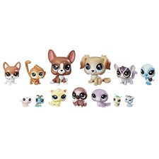 Littlest Petshop set, Hund