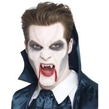 Vampyrtenner Med Festemasse