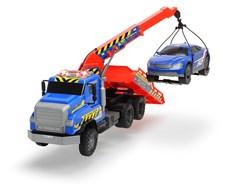 Stor bärgningsbil, Dickie Toys