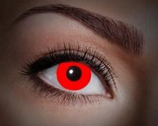 Värilliset linssit UV Flash Red
