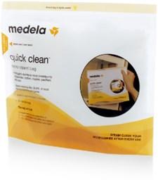 Quick Clean rengöringspåse, Medela