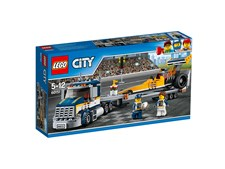 Dragsterin kuljetusauto, LEGO City Great Vehicles (60151)