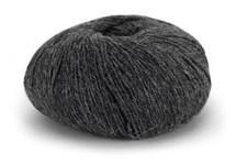 Knit At Home Superfine Alpacka Merino Garn Ullmix 50 g Antracit Melange 102