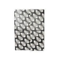 Notebook A4 Palm Black