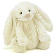 Bashful Bunny, Cream, Jellycat