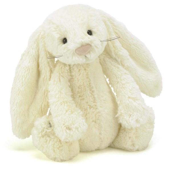 Bashful Bunny  Cream  Jellycat - gosedjur