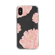 FLAVR Mobilskal Pink Peonies för iPhone X