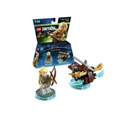 LEGO Dimensions - Fun Pack - Legolas (Lord of the Rings)
