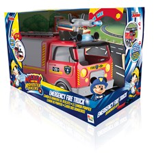 Minifigur med branbil, Musse Pigg, Mickey & The Roadster Racers