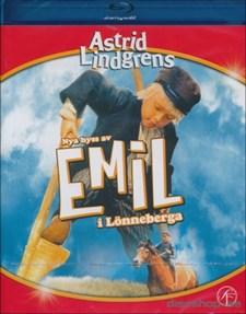 Nya hyss av Emil i Lönneberga (Blu-ray)