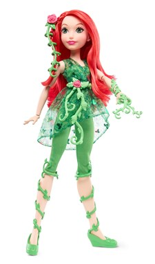 Poison Ivy 30 cm, DC Super Hero Girls