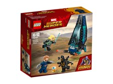 Outrider Dropship-attack, LEGO Super Heroes (76101)