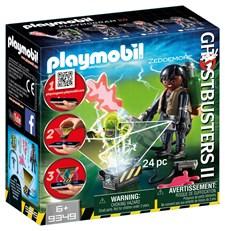 Spökjägaren Winston Zeddemore, Playmobil Ghostbusters (9349)