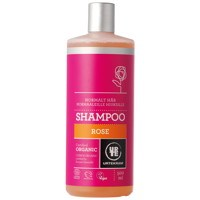 Urtekram Rose Shampoo, 500ml