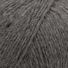 Drops Puna Natural Mix Garn Alpackamix 50 g mörk grå 05