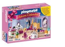 Adventskalender 2016, Omklädning för det stora kalaset, Playmobil (6626)